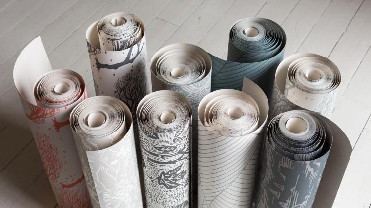 How-to: Estimating Wallpaper for your Room Size
